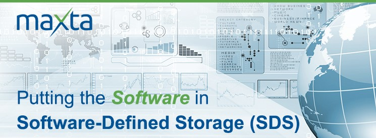 Putting the Software in Hyper-converged Storage