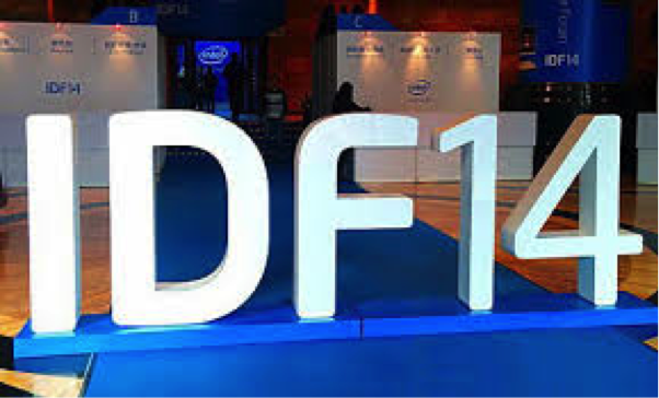 Intel Developers Forum 2014