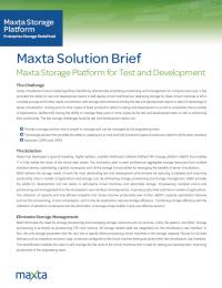 RPDF_Test and Developement Solution Brief