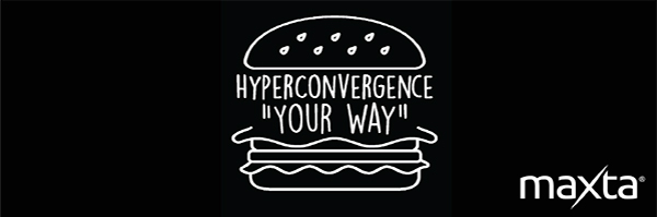 "Hyperconvergence ""Your Way"" vs. ""Their Way"""