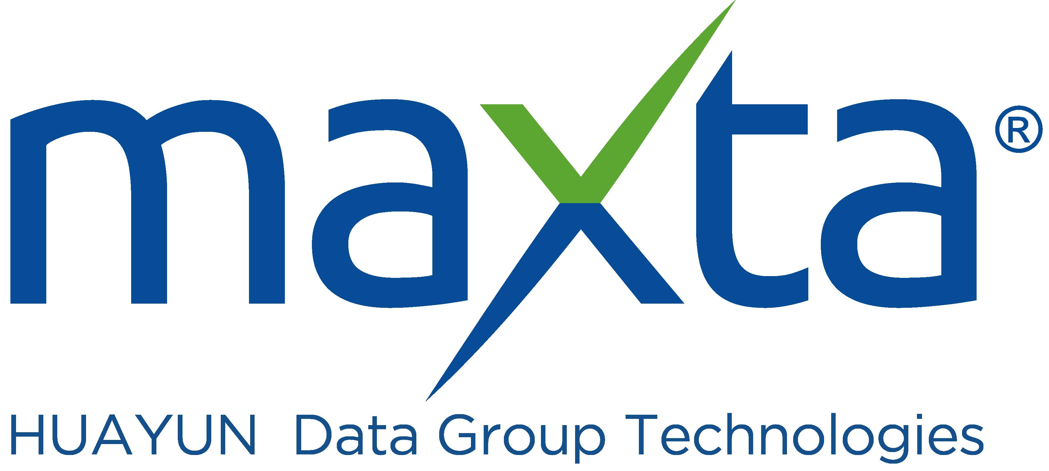 Maxta - Logo