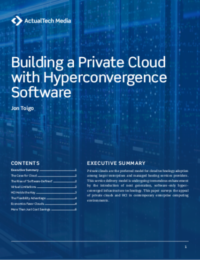 Cover Image - Building a Private Cloud ATM