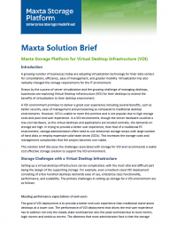 RPDF_VD Infrastructure Brief
