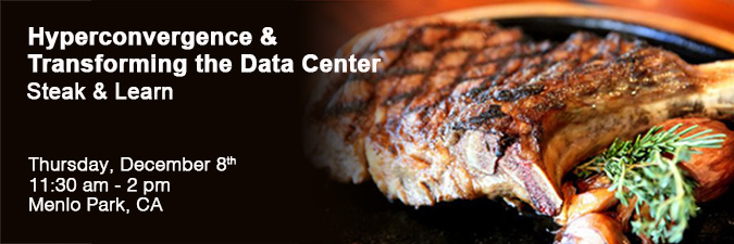 hyperconvergence steak & learn