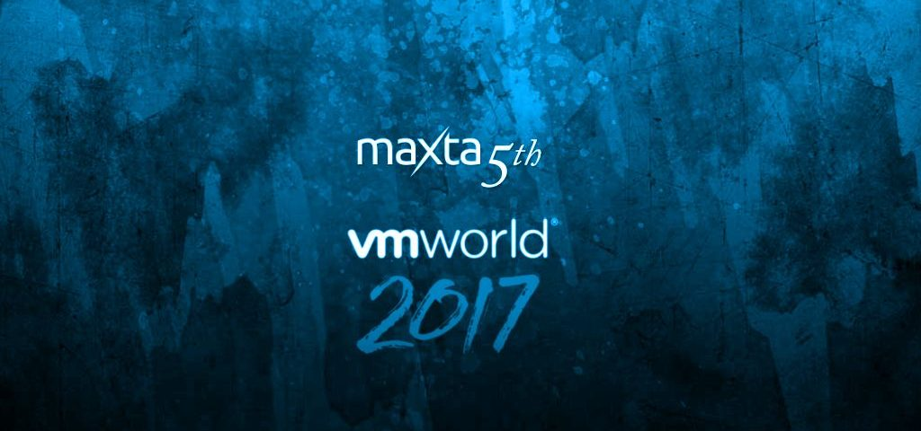 vmworld 2017 - maxta5th